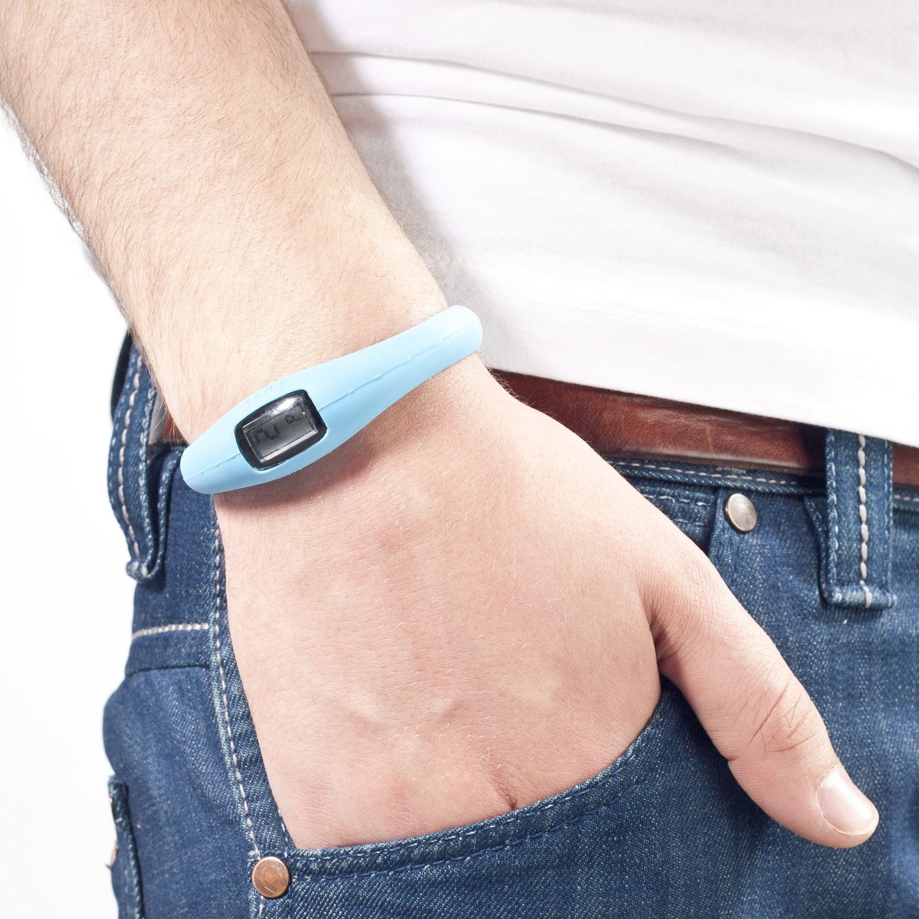 Roam XL Watch Sky Blue